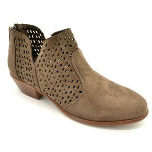 Wild Diva Womens Manny Ankle Boot Size 5.5M  NEW